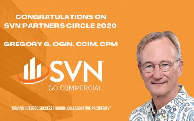SVN Partners Circle 2020